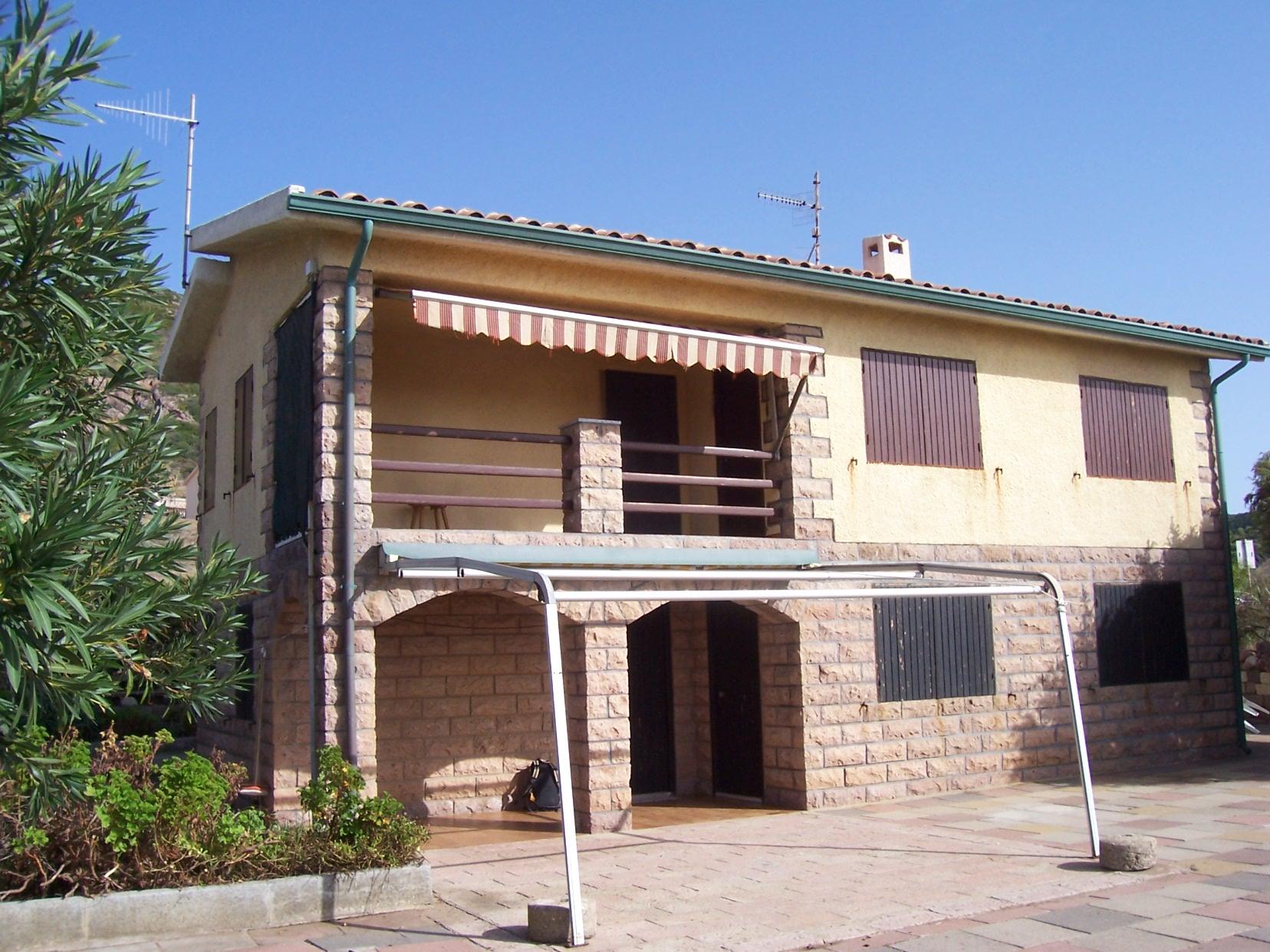 Casa club ferienwohnung in sardinien am strand von porto - Terrazzi sul mare ...